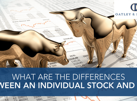 What are the Differences Between an Individual Stock and ETF?