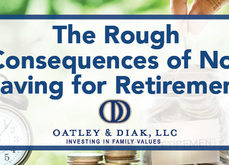 The Rough Consequences of Not Saving for Retirement