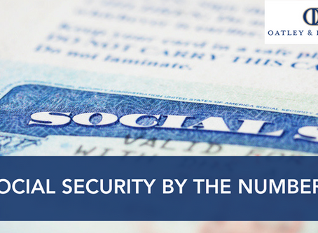 Social Security by the Numbers
