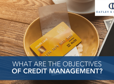 What Are the Objectives of Credit Management?