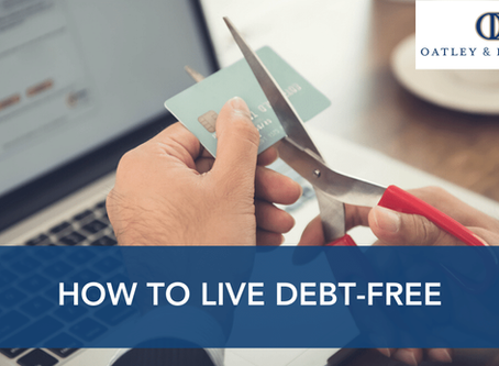 How to Live Debt-Free
