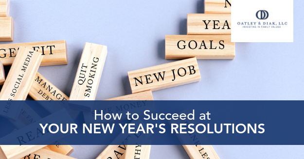 How to Succeed at Your New Year's Resolutions