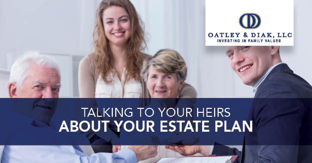 Talking to Your Heirs About Your Estate Plan