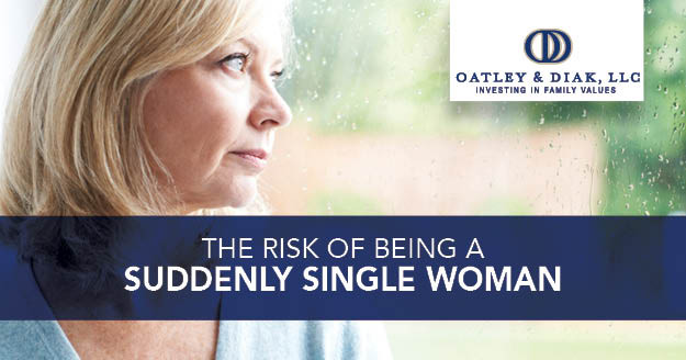 Suddenly Single Woman