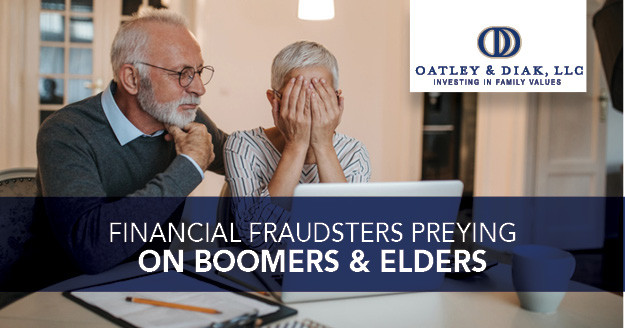 Financial Fraudsters Preying on Boomers & Elders