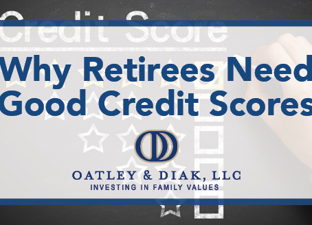 Why Retirees Need Good Credit Scores