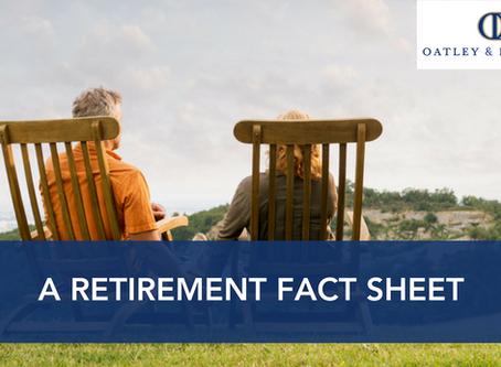 A Retirement Fact Sheet