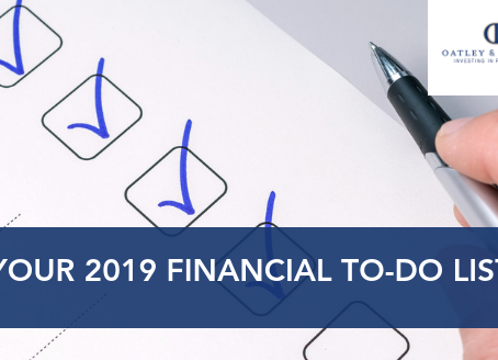 Your 2019 Financial To-Do List
