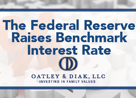 The Federal Reserve Raises Benchmark Interest Rate