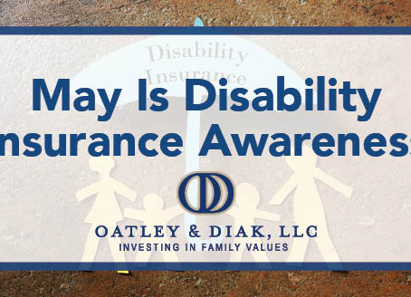 May Is Disability Insurance Awareness Month