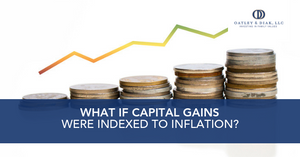 What if Capital Gains Were Indexed to Inflation