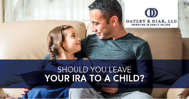 Should You Leave Your IRA to a Child