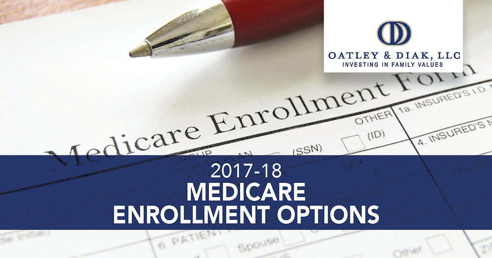Medicare Enrollment Options for 2017-18