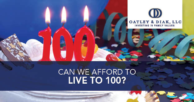 Can We Afford to Live to 100?