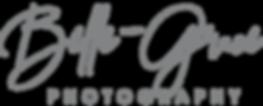 Belle-GracePhotography - Logo002(Gray2).