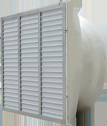 ventilation tunnel secco ventilateur