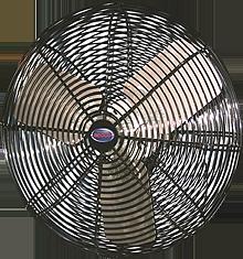 ventilateur Secco