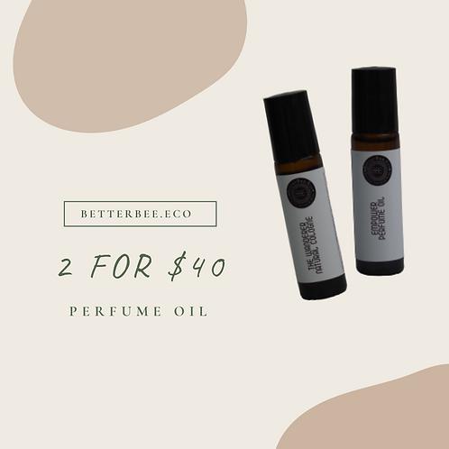 Perfume Oils - 2 Pack