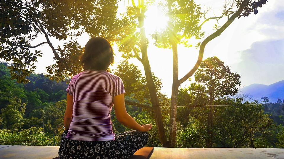 Méditation en Pleine Nature