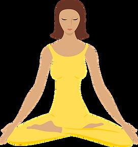 Thérapie individuelle en méditant