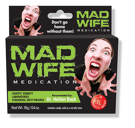 Mad Wife