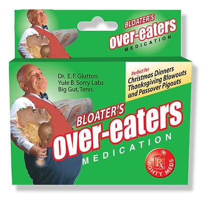 Over Eaters