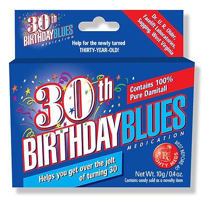30th Birthday Blues