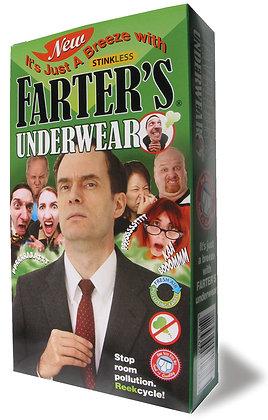 Farter's underwear - gag gifts
