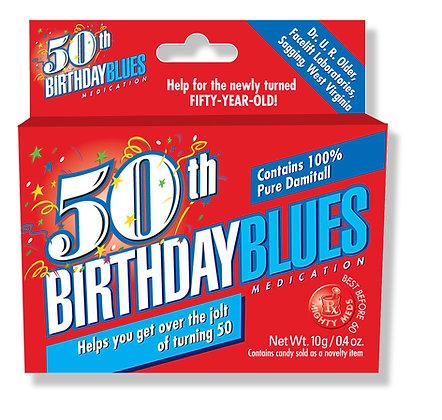 50th Birthday Blues