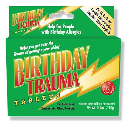 Birthday Trauma