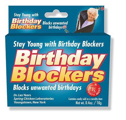 Birthday Blockers