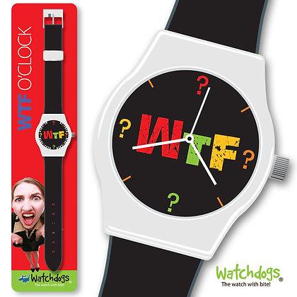 WTF O'Clock Watch