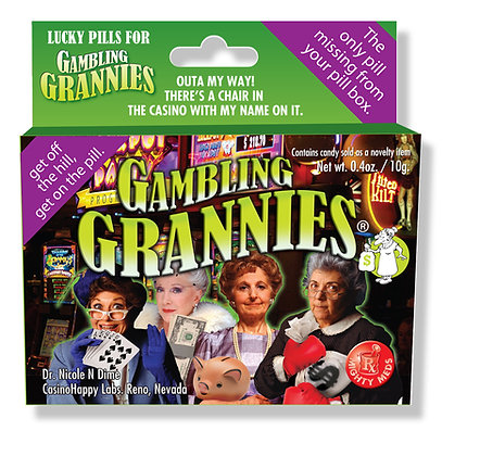 Gambling Grannies