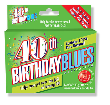 40th Birthday Blues