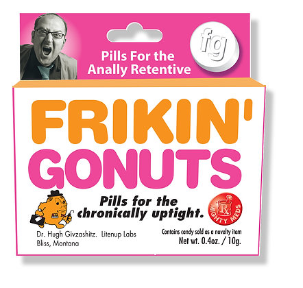 Frikin' Go Nuts