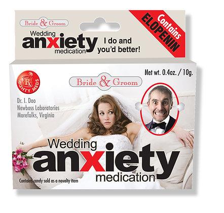 Wedding Anxiety