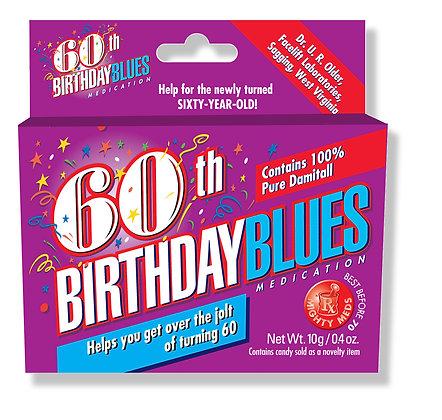 60th Birthday Blues