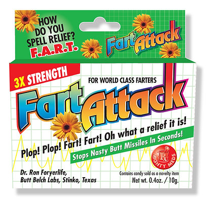 Fart Attack