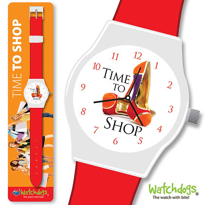 Time to Shop Watch