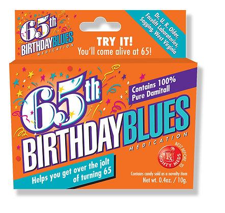 65th Birthday Blues