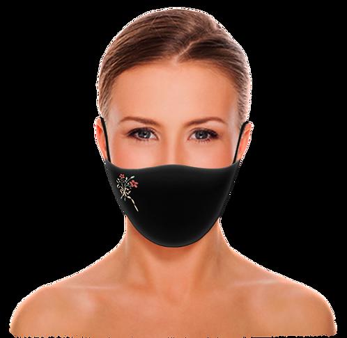Máscara  Bordadas