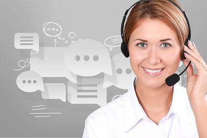 Call Center, Customer Service Representa