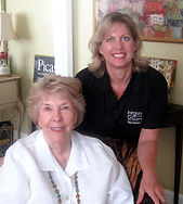 Meg S is very pleased with Missy Donagyservice at Interiors for Seniors