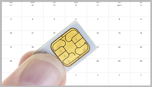 Monthly Cellular Data Subscription