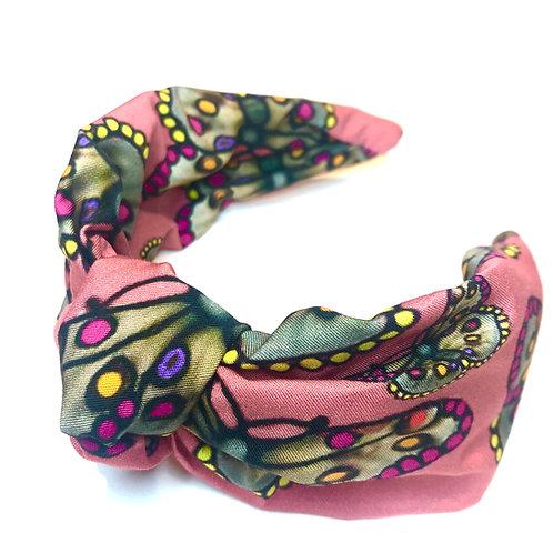 Butterfly Headband-Pink