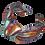 Thumbnail: Rainbow Headband-Glitch