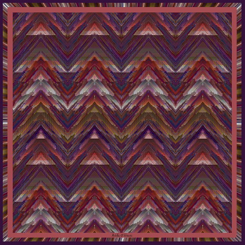 The Clara Scarf (The Square One)