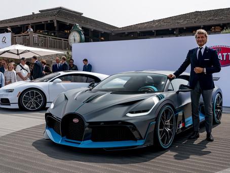 Bugatti's Beaut: The New Divo Supercar