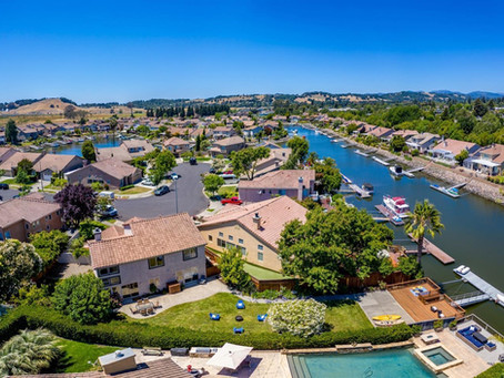 Waterfront Living In The Napa Valley