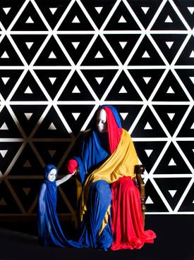 Primary Pieta  Collaboration with Marnie Sehayak, 2016